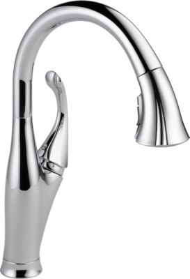 Addison® Single Handle Pull Down Kitchen Faucet