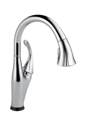 Addison Single Handle Pull-Down Kitchen Faucet with Touch2O Technology