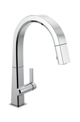 Pivotal™ Single Handle Pull Down Kitchen Faucet