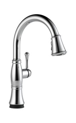 Single Handle Pull-Down Kitchen Faucet with Touch2O Technology