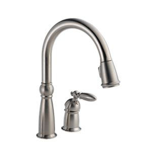 Victorian™ Single Handle Pull-Down Kitchen Faucet