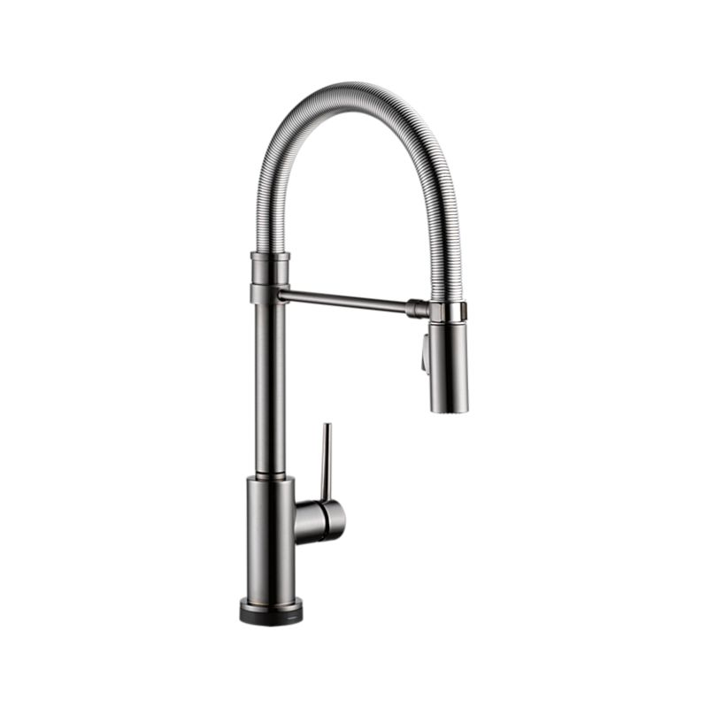 Trinsic Pro Single Handle Pull Down Spring Spout Kitchen Faucet With Touch2o Technology
