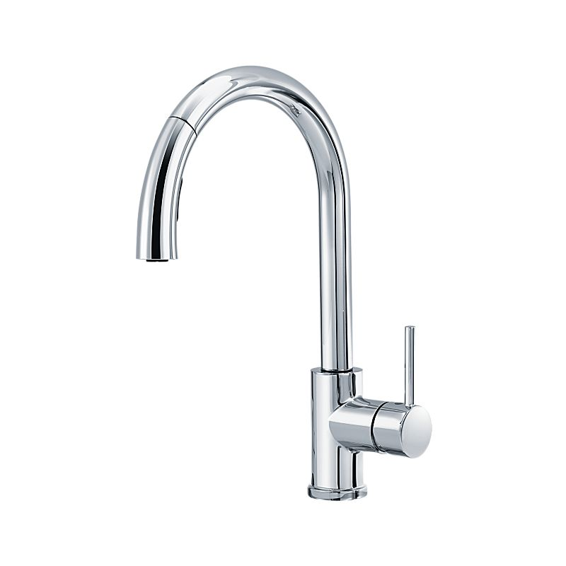 976LF Osler™ Single Handle Kitchen Faucet : Kitchen Products : Delta ...