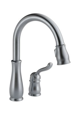 Leland Single Handle Pull-Down Kitchen Faucet