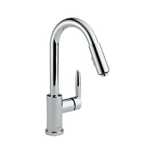 Grail® Single Handle Pull-Down Kitchen Faucet