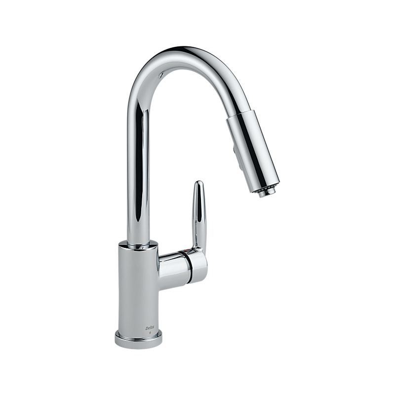 985lf Grail 174 Single Handle Pull Down Kitchen Faucet