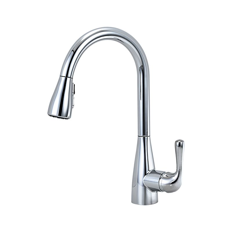 986LF Delta Marley Single Handle Pull-Down Kitchen Faucet : Kitchen ...