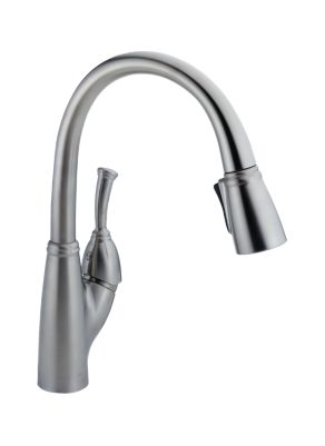 989 ar dst allora single handle pull down kitchen faucet