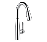 Single Handle Pull-Down Bar / Prep Faucet