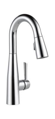 Essa Single Handle Pull-down Bar/Prep Faucet