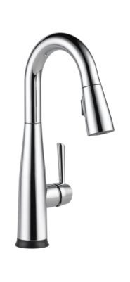 Essa Single Handle Pull-down Bar/Prep Faucet with Touch2O