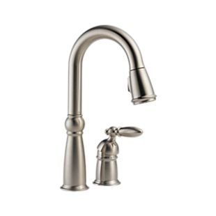 Victorian™ Single Handle Pull-Down Bar/Prep Faucet