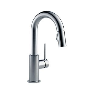 Trinsic® Single Handle Pull-Down Bar/Prep Faucet