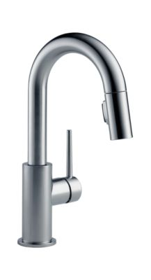 Single Handle Pull-Down Bar/Prep Faucet