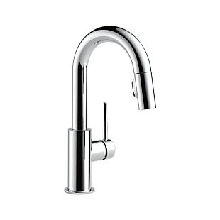 Trinsic® Single Handle Pull-Down Bar / Prep Faucet