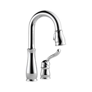 Leland® Single Handle Pull-Down Bar / Prep Faucet