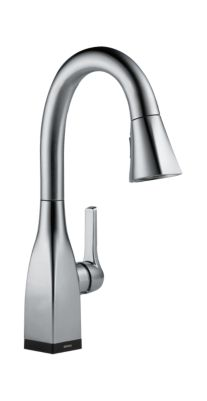Mateo Single Handle Pull-down Prep Faucet with Touch2O