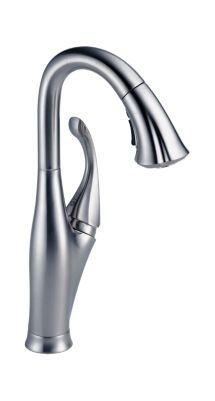 Addison Single Handle Pull-Down Bar/Prep Faucet