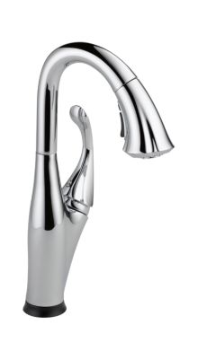 Addison Single Handle Pull-Down Bar/Prep Faucet with Touch2O Technology