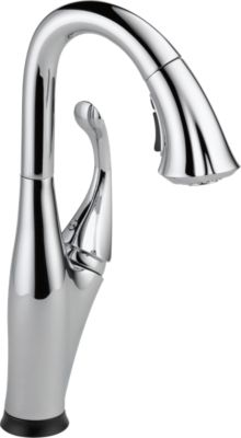 Addison® Single Handle Pull Down Bar / Prep Faucet With Touch2O Technology