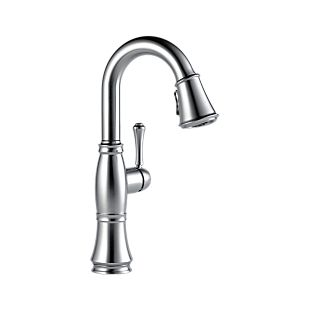 Cassidy™ Single Handle Pull-Down Bar/Prep Faucet