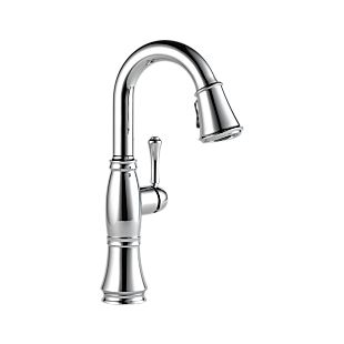 Cassidy Single Handle Pull-Down Bar / Prep Faucet
