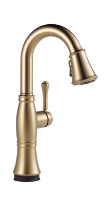 Cassidy™ Single Handle Pull-Down Bar/Prep Faucet with Touch2O® Technology
