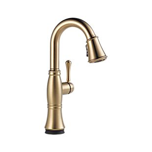 Cassidy Single Handle Pull-Down Bar/Prep Faucet with Touch2O® Technology