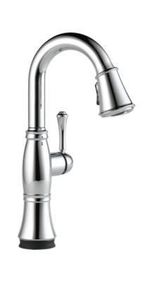 Cassidy™ Single Handle Pull-Down Bar/Prep Faucet with Touch2O Technology