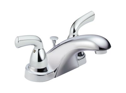 Foundations Two Handle Centerset Lavatory Faucet