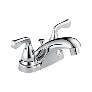 Foundations® Two Handle Centerset Lavatory Faucet
