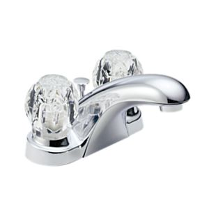 Foundations Two Handle Centerset Lavatory Faucet
