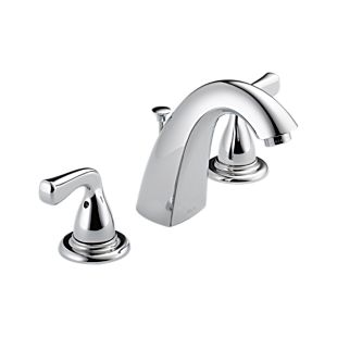Foundations® Two Handle Widespread Lavatory Faucet