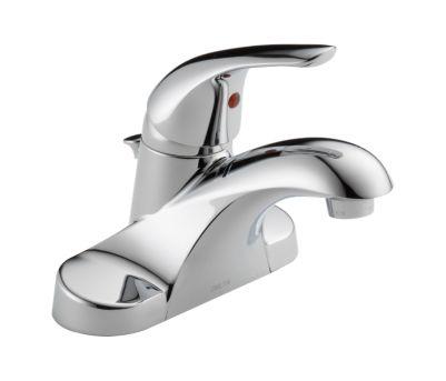 Foundations Single Handle Centerset Lavatory Faucet