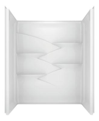 "Laurel 60x32"" Shower Wall Set"