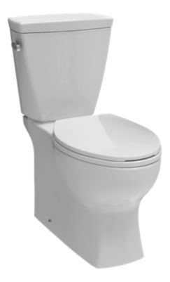 Riosa Elongated Concealed Trapway Toilet