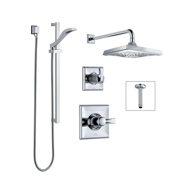 DF-KIT10-WS Dryden™ : Bath Products : Delta Faucet
