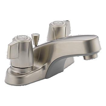 Two Handle Lavatory Faucet