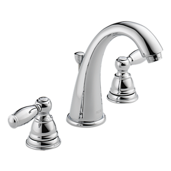 Two Handle Lavatory Faucet