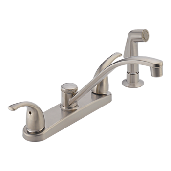 Two Handle Kitchen Faucet