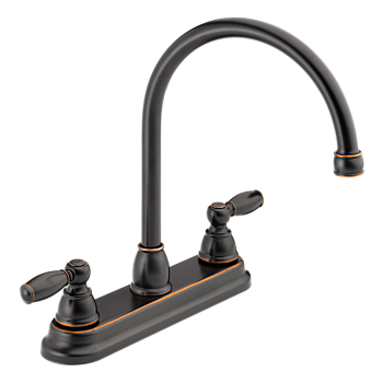 P299565lf Ob Two Handle Kitchen Faucet Product