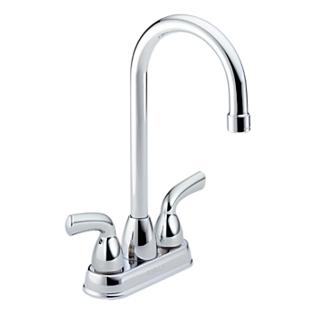 Two Handle Bar/Prep Faucet