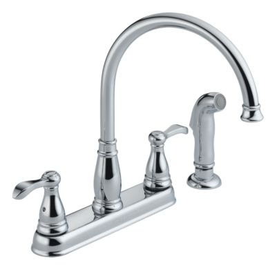 p99500 two handle kitchen faucet product documentation