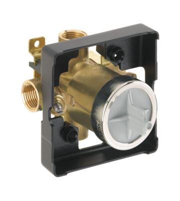 Leland MultiChoice Universal Tub and Shower Valve Body - IPS Inlets/Outlets