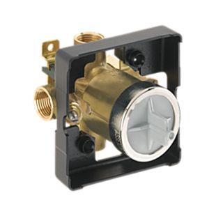 Delta MultiChoice Universal Tub and Shower Valve Body - IPS Inlets / Outlets