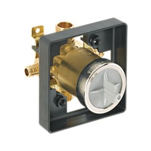 Delta MultiChoice Universal Tub and Shower Valve Body - PEX Crimp