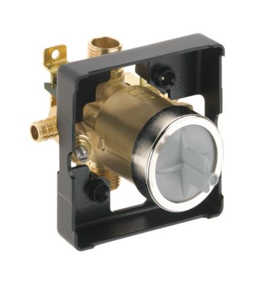 Leland MultiChoice Universal Tub and Shower Valve Body - PEX Crimp