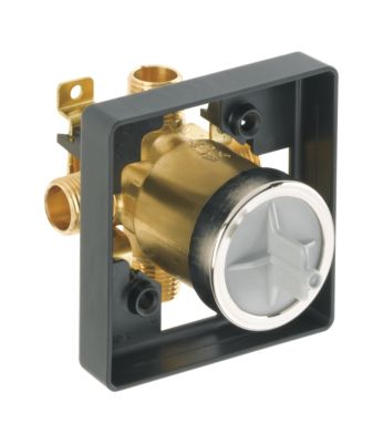 Delta MultiChoice Universal Tub and Shower Valve Body - Universal Inlets/Outlets