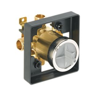 Delta MultiChoice Universal Tub and Shower Valve Body - Universal Inlets / Outlets