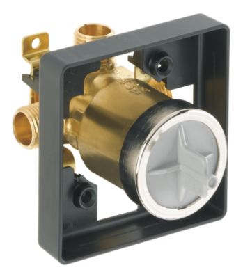 Delta MultiChoice Universal High-Flow Rough - Shower Only - Universal Inlets/Outlets